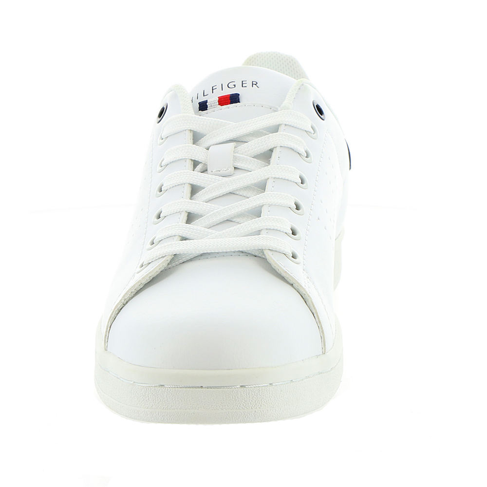 344aed43f Tommy Hilfiger Mens Liston Sneaker White 10 Medium US for sale ...
