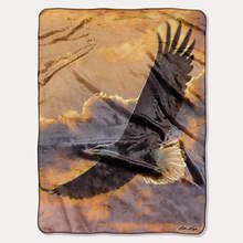 Hautman Brothers Wildlife Throws-Eagle