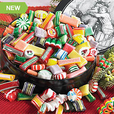 Old-Fashioned Candy Mix in Tin
