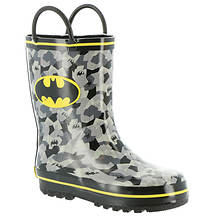 DC Comics Batman Rainboot BMS503 (Boys' Toddler)