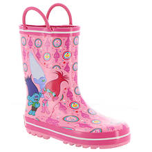 Trolls Rainboot TLF500 (Girls' Toddler)
