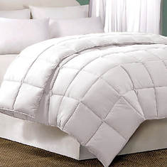 Blue Ridge Microfiber Feather and Down Comforter