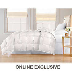 Olympia Cambric Down Comforter