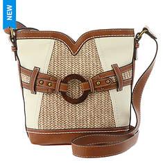 BOC Nayarit Straw Crossbody Bag