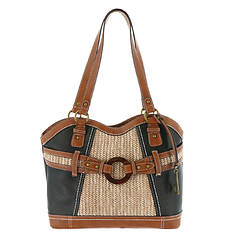 BOC Nayarit Straw Tote Bag