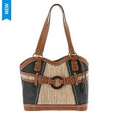 BOC Nayarit Straw Tote Bag
