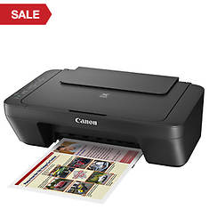 Canon Pixma MG3020 Wireless Inkjet All-in-One Printer