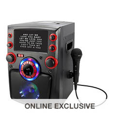 iLIVE Bluetooth Karaoke Machine