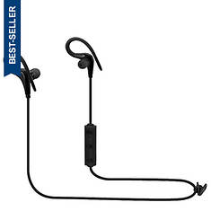 iLIVE Wireless Over-Ear Earbuds with 6-Hour Battery Life