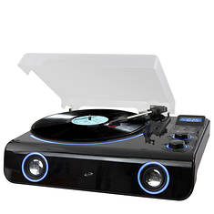 iLIVE Wireless Turntable with LED Display