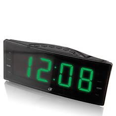 GPX Alarm Clock Radio 1.8