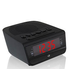 GPX Alarm Clock Radio 0.6