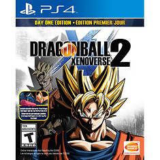 PS4 Dragon Ball Xenoverse 2 (Day 1 Edition)