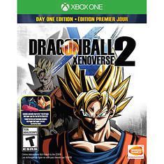 Xbox One Dragon Ball Xenoverse 2 (Day 1 Edition)