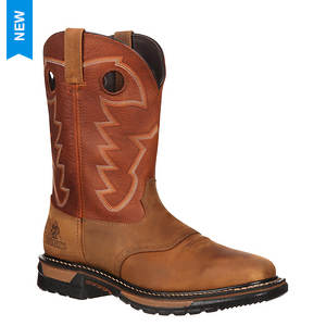 Rocky Original Ride Steel Toe Waterproof (Men's)