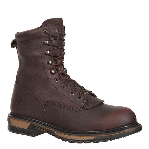 Rocky Original Ride Steel Toe Waterproof Lacer (Men's)