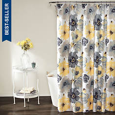Lush Décor - Leah Shower Curtain