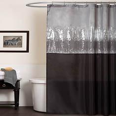 Lush Décor - Night Sky Shower Curtain