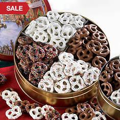 Chocolate Covered Pretzels Plus!