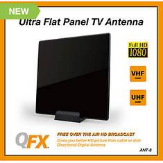 QFX Ultra-Flat Indoor Antenna