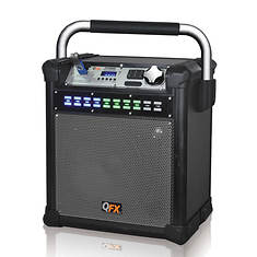 QFX Weatherproof AM/FM Speaker