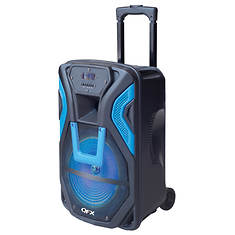 QFX Portable Battery Speaker