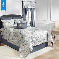 Malaga 8-Piece Comforter Set