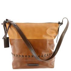 Pikolinos Tricolor Hobo Bag
