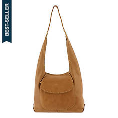 Frye Naomi Pickstitch Hobo Bag