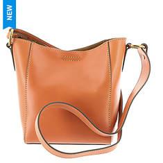 Frye Harness Crossbody Bucket Bag