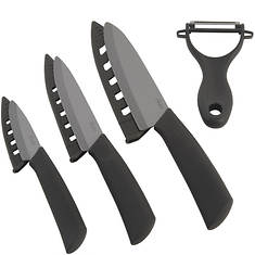 Oster 7-Piece Ceramic Knife Set