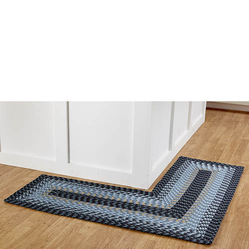 Braided 20 Quot X 48 Quot X 48 Quot Corner Rug Color Out Of Stock