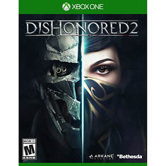 Xbox One Dishonored 2