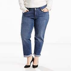 Levi's Misses Boyfriend Jeans
