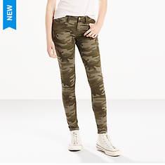 Levi's Misses 535 Super Skinny Jeans