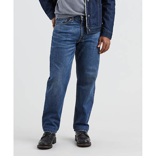 Levi Mens 550 Relaxed Fit Jeans