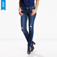 Levi's Misses 524 Skinny Jeans
