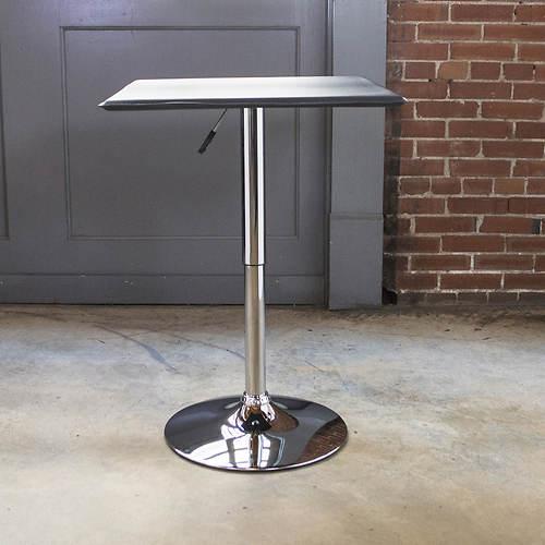 AmeriHome Classic Square Bistro Table