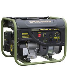 Sportsman Series 2,000-Watt Dual-Fuel Generator