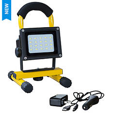 Pro-Series Rechargeable LED Work Light - Opened Item