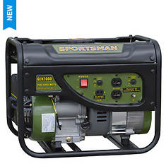 Sportsman Series Gasoline 2,000-Watt Generator
