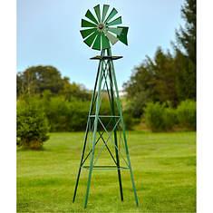 Sportsman Series Classic 8' Foot Windmill