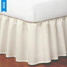 Magic Skirt Ruffled Bedskirt