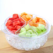 Acrylic Salad & Appetizer Set