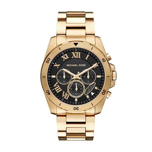 Michael Kors Brecken Gold Watch