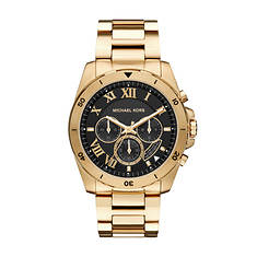 Michael Kors Brecken Gold Watch