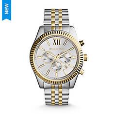 Michael Kors Lexington Chronograph Watch