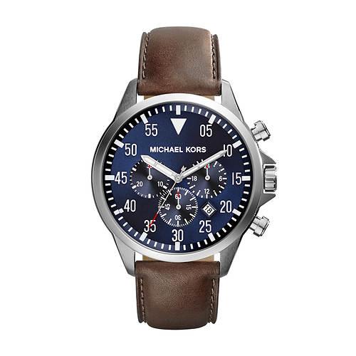 Michael Kors Gage Strap Chronograph Watch