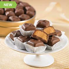Sugar Free Milk Chocolate Peanut Butter Truffle