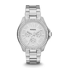Fossil Cecile Stainless Steel Watch
